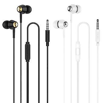 HOCO M70 Universal Wired Control HiFi In-ear Earphone
