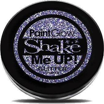 PaintGlow Holographic Glitter Shaker - Violet - 5g
