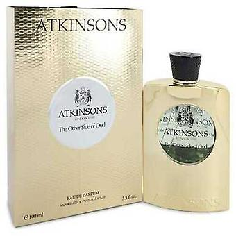 The Other Side Of Oud By Atkinsons Eau De Parfum Spray (unisex) 3.3 Oz (women) V728-549923