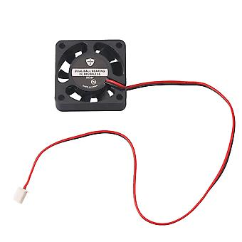 5V DC könnyű négyzet alakú műanyag hűtő ventilátor nagy konverziós rész fekete
