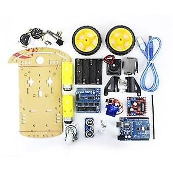 Multifunktions Bluetooth Gesteuerter Roboter Smart Car-diy Assemble Kit