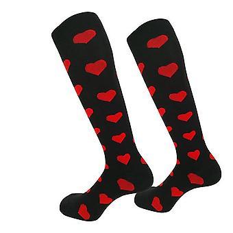 Συμπίεση Crossfit κάλτσες για κιρσώδεις φλέβες, γυναίκες, άνδρες, ιατρική, πόνος πόδι