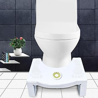 Foldable Squatting Stool, Non-slip Toilet Footstool, Anti Constipation,