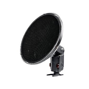 Godox beauty dish ad-s3 with grid ad-s4 for witstro speedlite flash ad180 ad360 reflector with grill