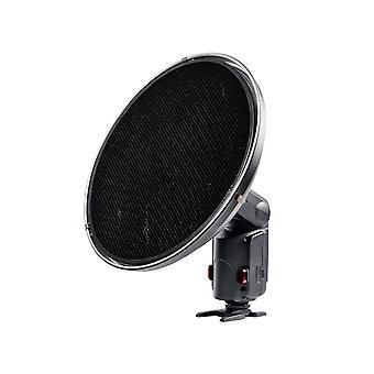 Godox beauty dish ad-s3 com grid ad-s4 para witstro speedlite flash ad180 ad360 refletor com grill