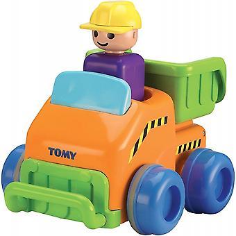TOMY Toomies Push & Go Truck  12m+
