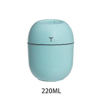 Usb Portable Air Humidifier Donut, Bottle, Aroma Diffuser