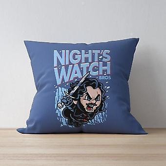 Nights watch pillow/cushion