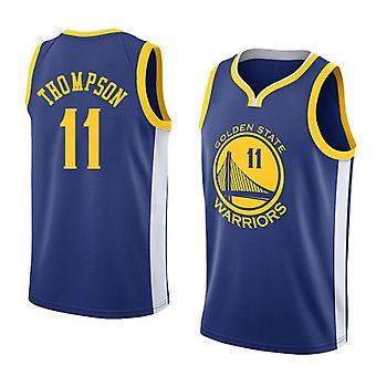 Golden State Warriors Thompson Loose Basketbal Jersey Sport Shirts 3QY030