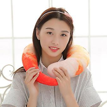 Shrimp Meat U Shaped Neck Pillow