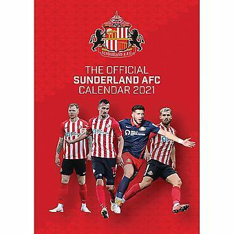 Sunderland AFC 2021 A3 Calendar