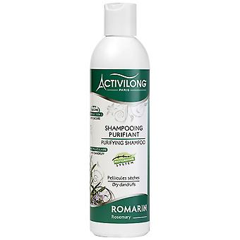 Aktywny szampon oczyszczający rozmarynu 250 ml - 8,5 fl.oz.