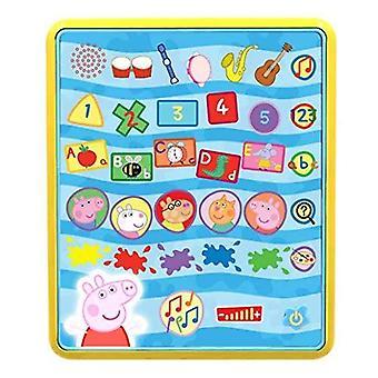 Peppa pig peppa's smart tablet pp04, multi