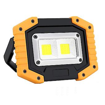 Led Work Rechargeable Spotlight, Search Outdoor Emergency Portable Hand Lamp