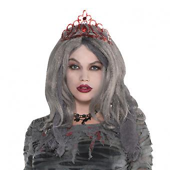 Crown Bloody Tiara Girls Copper Size One-Size