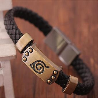 Anime Naruto Knit Bracelet Cosplay Costumes Accessories, Props Punk  Bracelets
