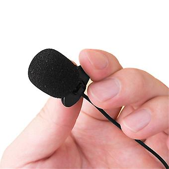 Portable Mini Microphone With Clip