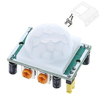 Säädä Infrapuna-Pir-liiketunnistimen ilmaisin, moduuli Arduinolle,