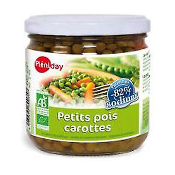Green peas and carrots 370 g
