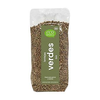 Green Lentils Bio 500 g