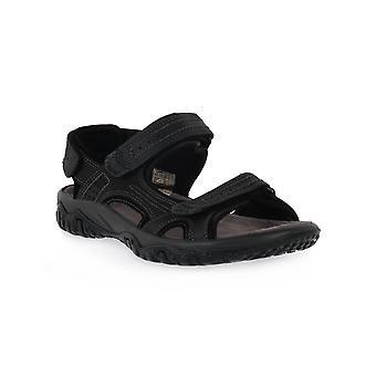 Imac black peaceful sandals