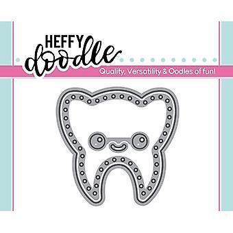 Heffy Doodle Tooth Plush Dies