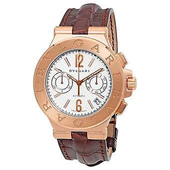 Bvlgari Diagono Chronograph Automatic Men's Watch 101658