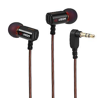 KZ Audio KZ ED9 - In-ear Earbuds - Black
