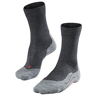 Falke Trekking 5 Socks - Asphalt Grey Melange