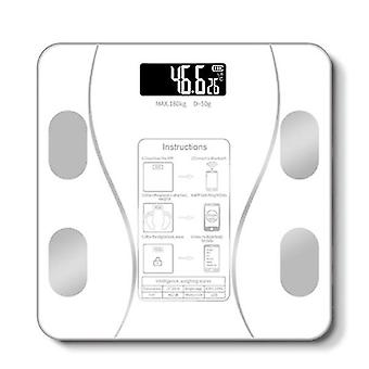 Weight Bathroom Digital Weight Scale(White)
