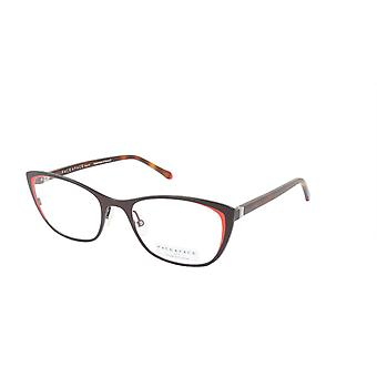 Face A Face Eyeglasses Frame JOYCE 1 Col. 9426 Acetate Dark Aubergine Fluo Matte
