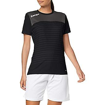 Kempa Emotion 2.0 - Women's Jersey, Women's Shirt, T-Shirt, 200316401, Black/Anthracite, M