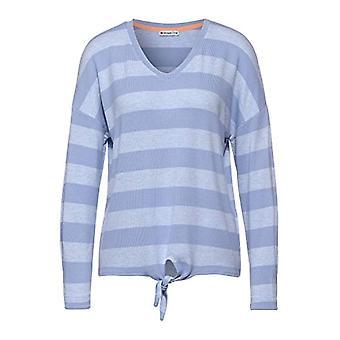 Street One 315829 T-Shirt, Angel Blue, 44 Woman