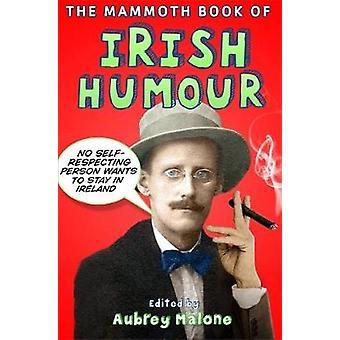 Den irländska humorboken av Aubrey Malone