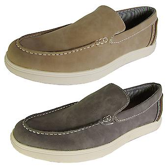 Madden Mens M-Rummy Casual Slip On Loafer Shoes