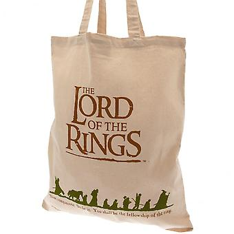 The Lord Of The Rings Canvas Tote Bag
