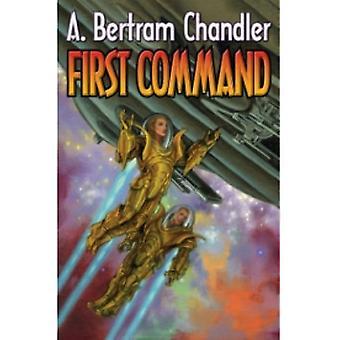 Första kommandot av A. Bertram Chandler (Pocket, 2011)