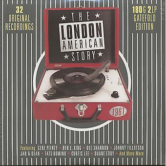 Various - The London American Story 1961 Vinyl
