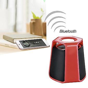 Přenosný bluetooth reproduktor Mini Bezdrátový Audio Subwoofer Podpora čtení Tf karty