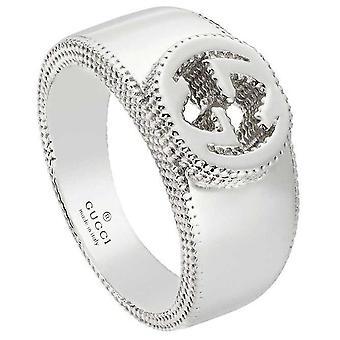 Gucci jewels interlocked g ring ybc479228001021