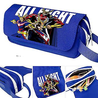My Hero Academia ¡¤ Children's double-layer pencil case with large capacity(Color-12)