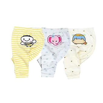 Cotton Autumn Leggings And Full Length Baby Trousers
