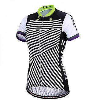 X-tiger Summer Women's Bicycle Polyester Cycling Jersey