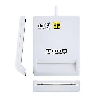 Desktop computers smart card reader tqr-210w usb 2.0 White