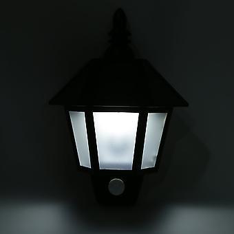 Énergie solaire Pir Capteur de mouvement Bright Wall Light Extérieur Porche Garden Lampe