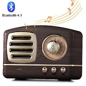 H1-retro Mini Bluetooth Kaiutin-pinkki