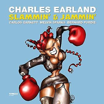 Charles Earland - Slammin' & Jammin' [Vinyl] USA import