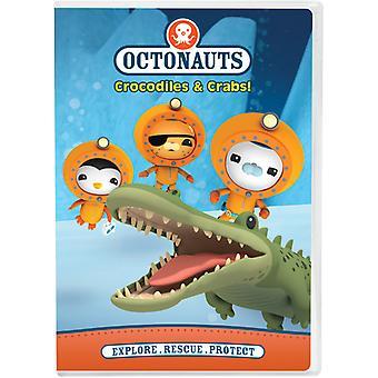 Octonauts: Crocodiles & Crabs [DVD] USA import