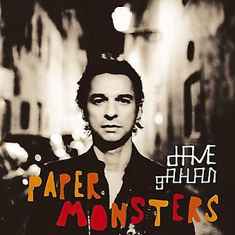 Dave Gahan - importation USA Paper Monsters [CD]