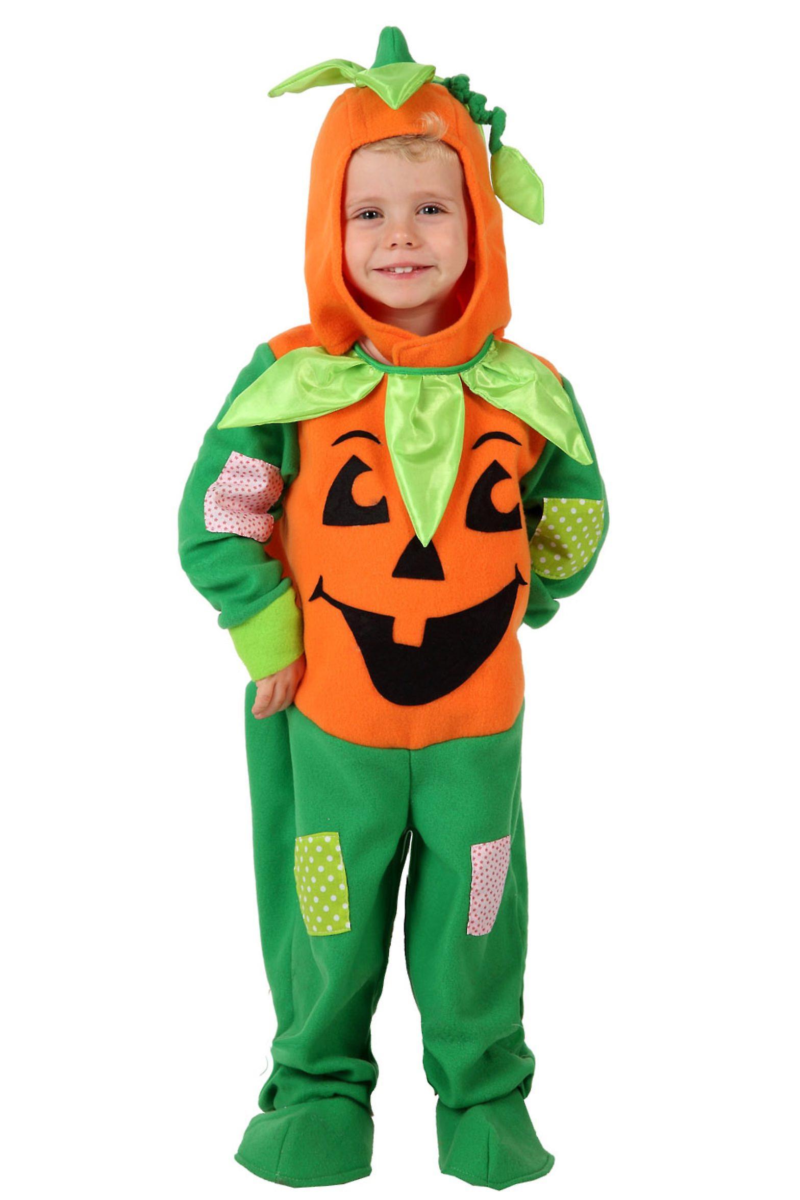 Barn kostymer barn Pumpkin drakt  f17035bdfd90b